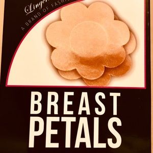 Breast petals (for wearing with or without bra)!